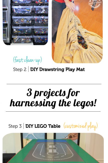 3 Awesome LEGO Storage and Organization DIYs