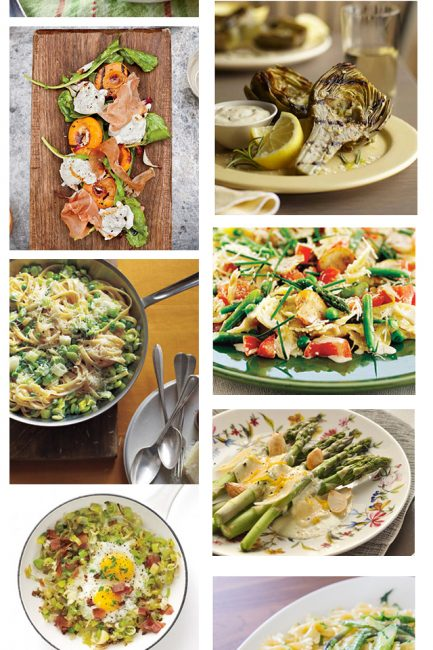 In the Kitchen: Seasonal Recipe Round-up