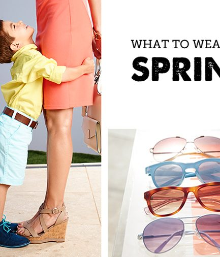 Life Styled: Wearable Spring Trends