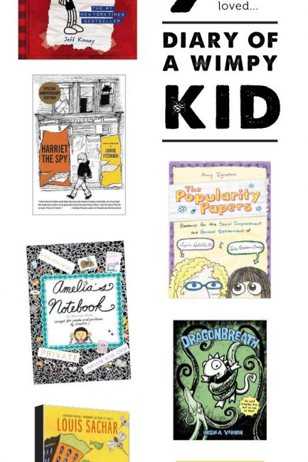Book Nook: If You Liked Diary of a Wimpy Kid, Try . . . .