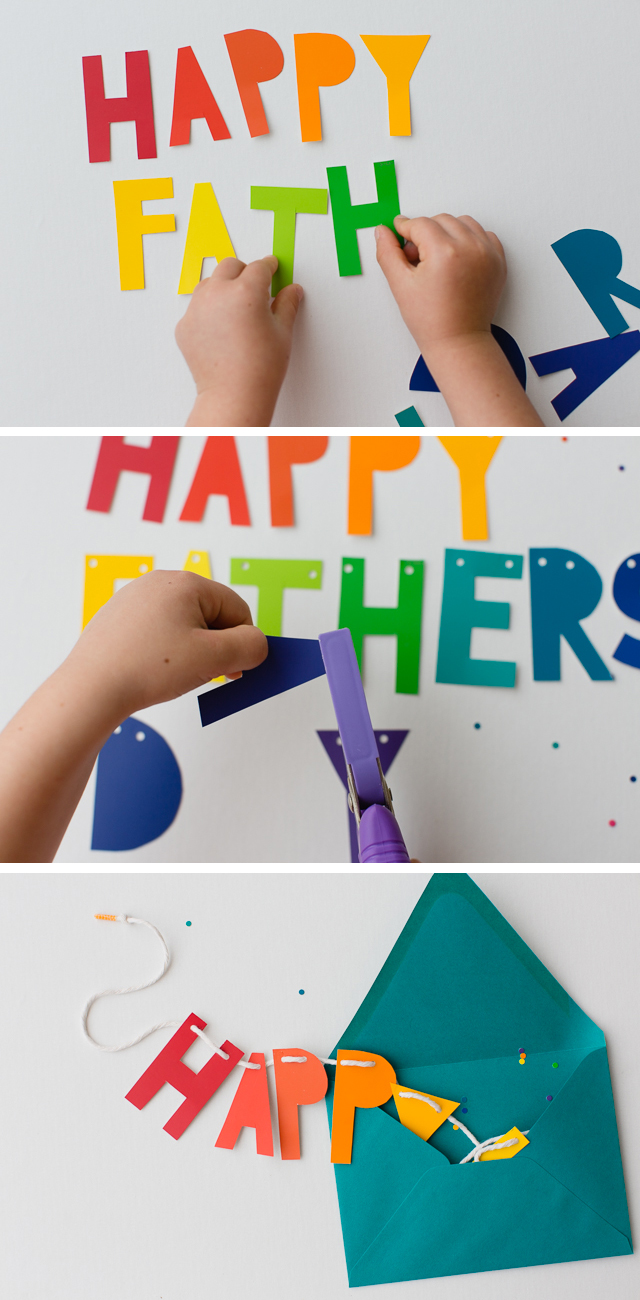 perfect - my kids love any project with bright colors and where they get to use scissors!
