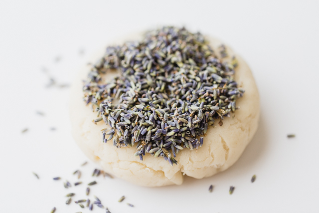 DIY Calming Lavender Playdough