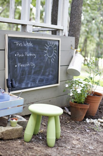 5 Steps to Creating an Outdoor Exploration Station Your Kids Will Love!