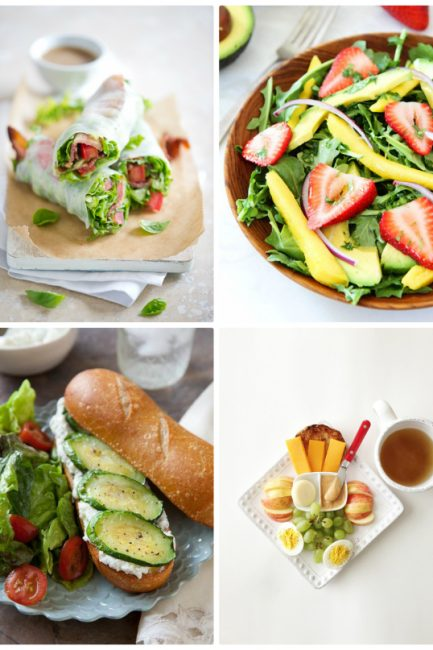 Ten Perfect Lunches For the Park