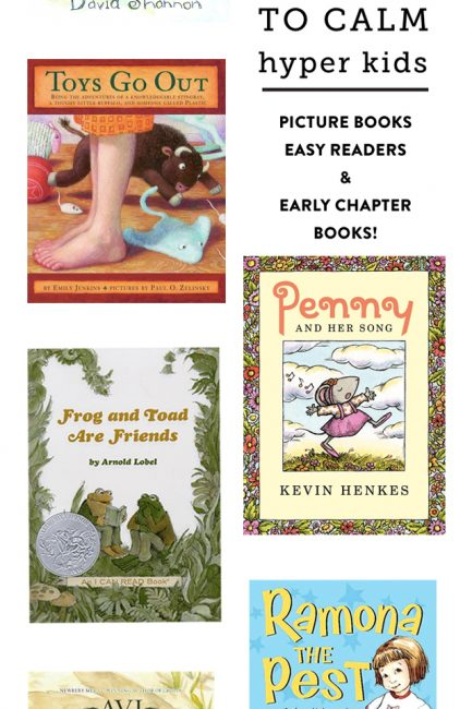 Audiobooks for Calming Hyper Preschoolers (and Where to Find Them)