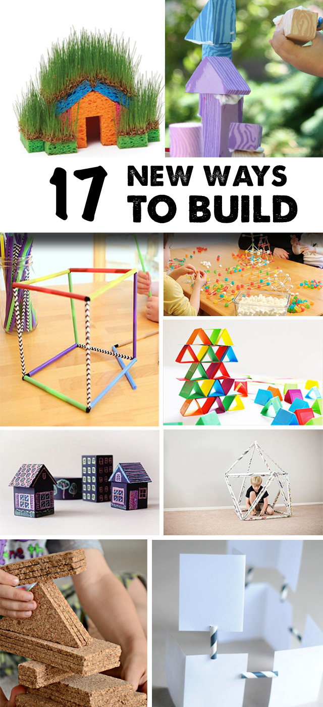 Lots of great ideas here for my little engineer!