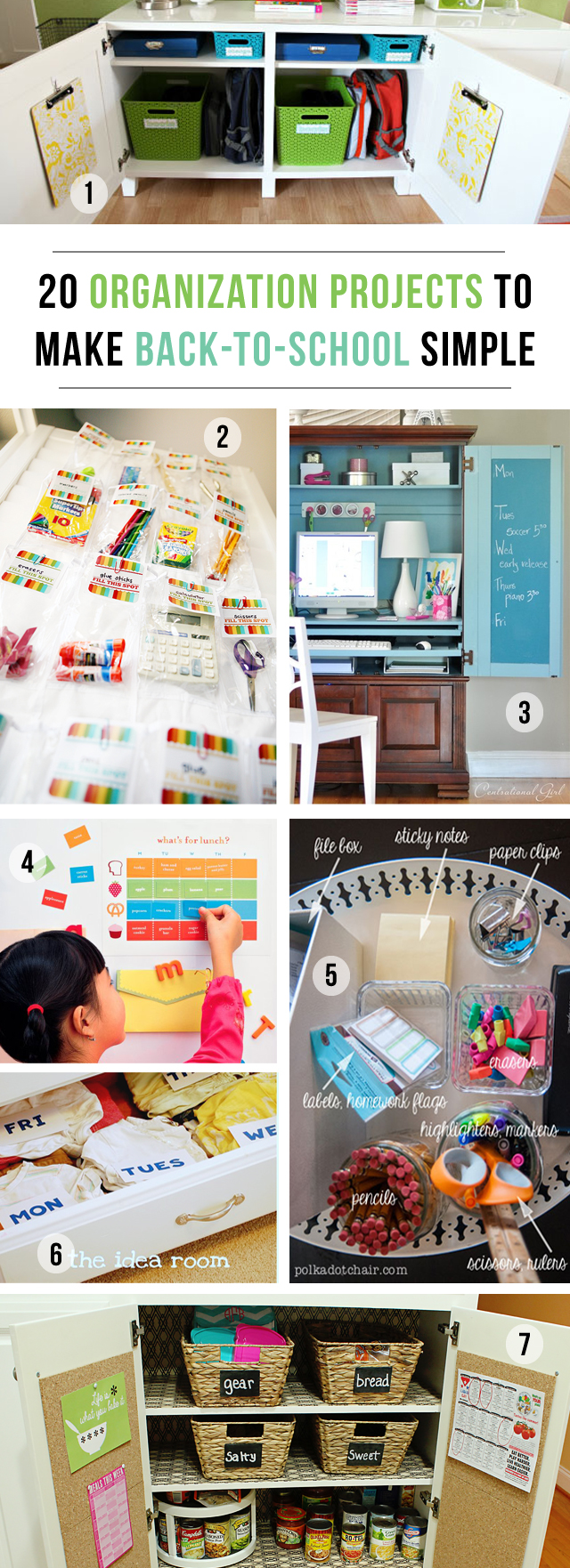 TONS of great ideas here - love the self-serve lunch stations and study spaces the most.