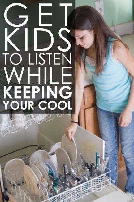 Getting Kids to Listen without Yelling, Nagging, or Losing Your Cool