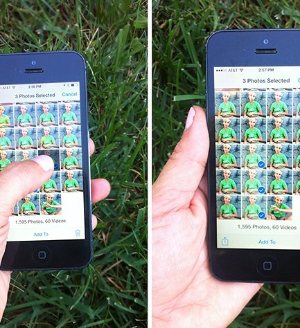 How to Use the iPhone's Burst Mode to Get Perfect Pics of the Kids Every Time