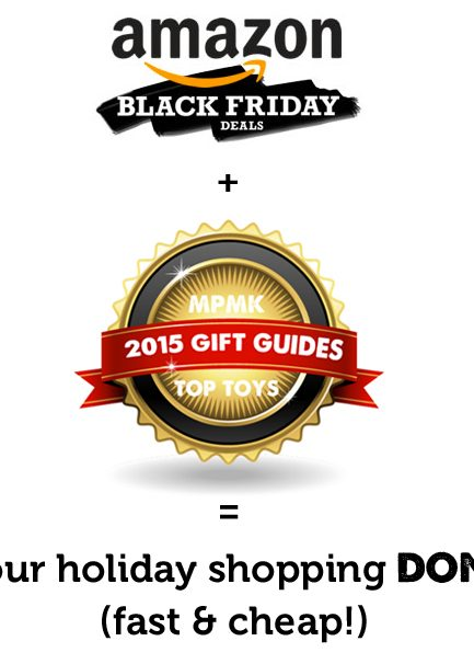 Roundup: Our 2015 Gift Guide Top Toys on Big Sales!
