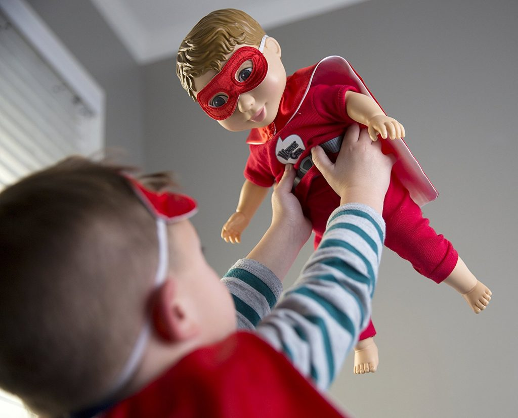 Ive Been Talking About The Social And Emotional Learning Benefits Of Dolls For Boys Years In Our Best Gifts Dramatic Play Gift Guide