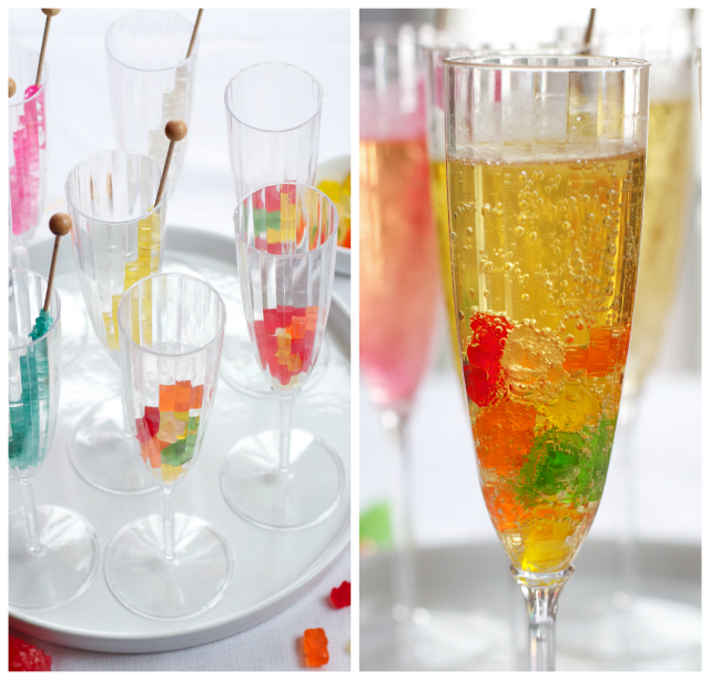 Kid Friendly Sparkling Mocktail Recipes...How Fun!