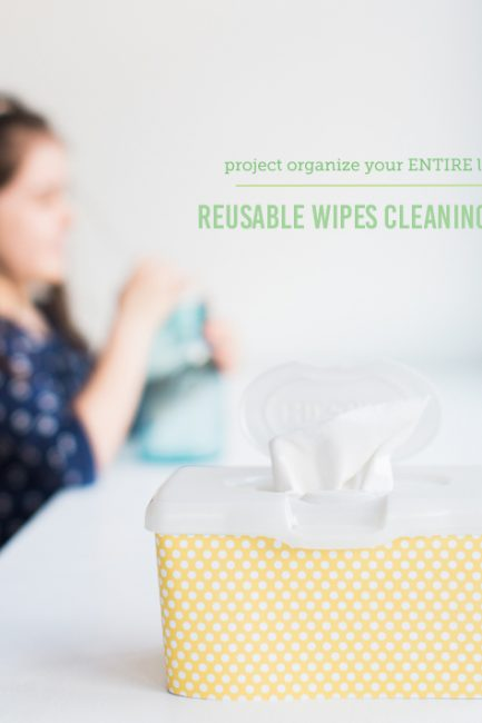 Eco-friendly Re-usable Cleaning Cloths