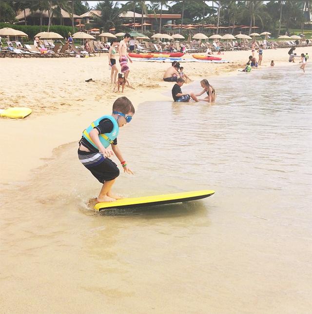 Beachside at Disney's Hawaiian resort Aulani