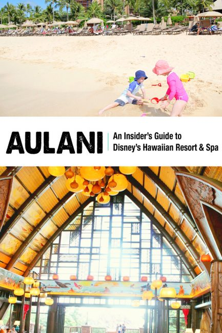 Disney's Aulani Resort & Spa: An Insider's Guide