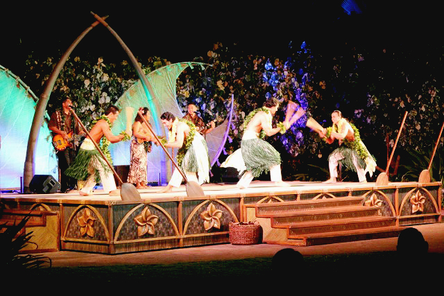 Starlit Hula Show at Disney's Aulani Hawaiian Resort