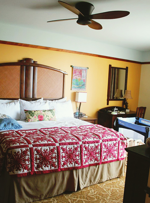 One bedroom villa at Disney's Aulani Hawaiian Resort