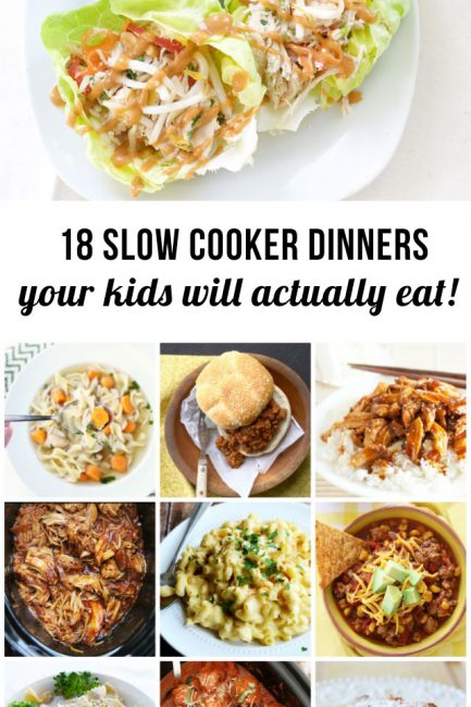 18 Slow Cooker Dinners the Kids Will Actually Eat