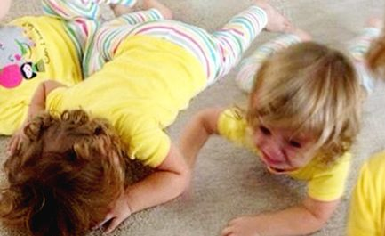 Parenting: When 3-Year-Olds are Total Jerks