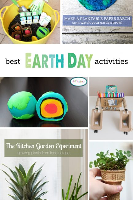 Earth Day Activities and Recipes