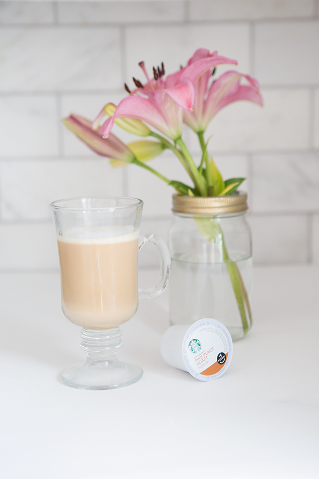 How to make foamy latte's at home - no milk steamer required!