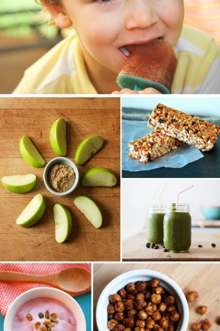 20 Healthy & Simple Kid-Friendly Snacks