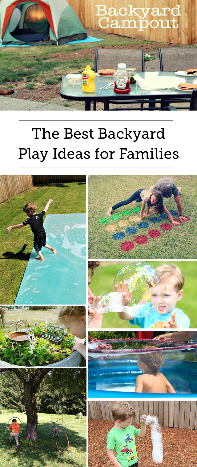 Go Play Outside: Great Outdoor Games | Parents