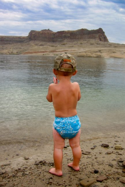Parenting Essay - The Perils of Potty Training, Swim Lessons, and Reusable Diapers