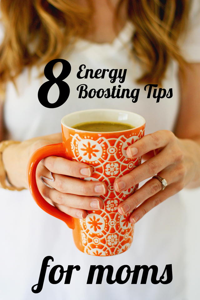 8 Energy Boosting Tips for Moms #spon - #6, YES!!!