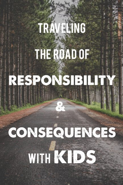 Teaching Kids Responsibility - Balancing the line between tough love and being there for your kids... This one really got me thinking.