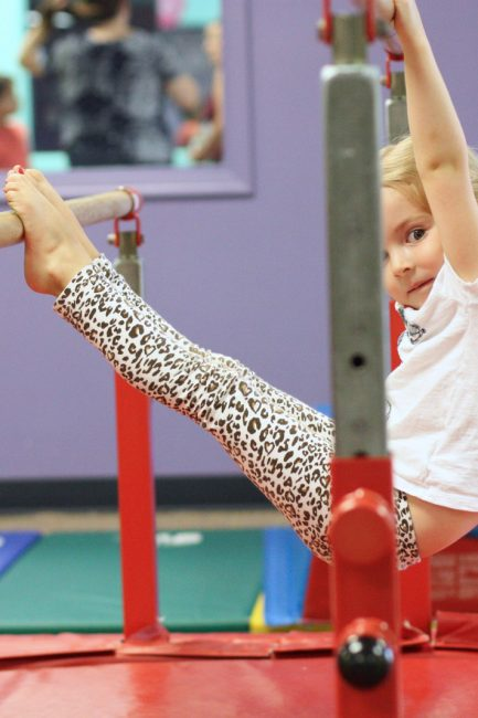 Trying out Gymnastics for Young Kids: A Morning at The Little Gym