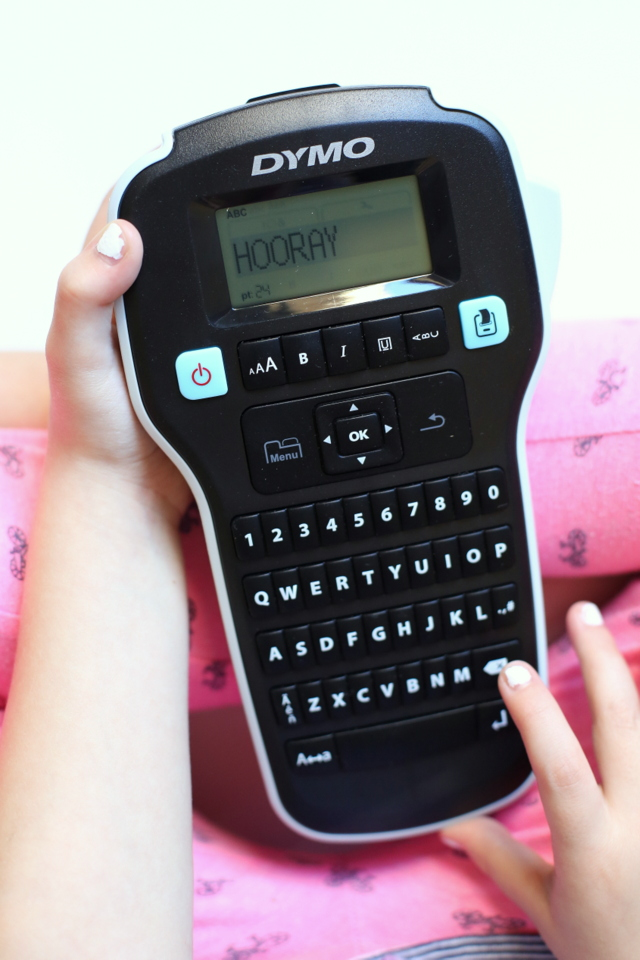 Easy Label Maker