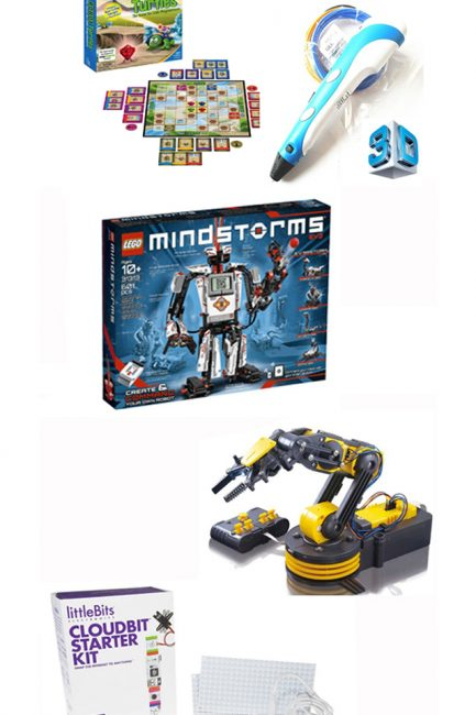 MPMK Gift Guide Glimpse- Top S.T.E.M. Toys: Robotics & Technology