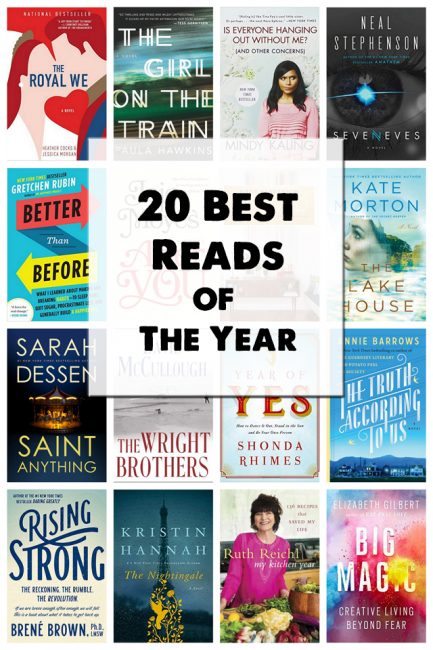 The 20 Best Books of the Year