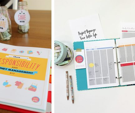 Pick Your Sale – 30% or 40% off Our Best-Selling Organization Printables for The WHOLE Family!