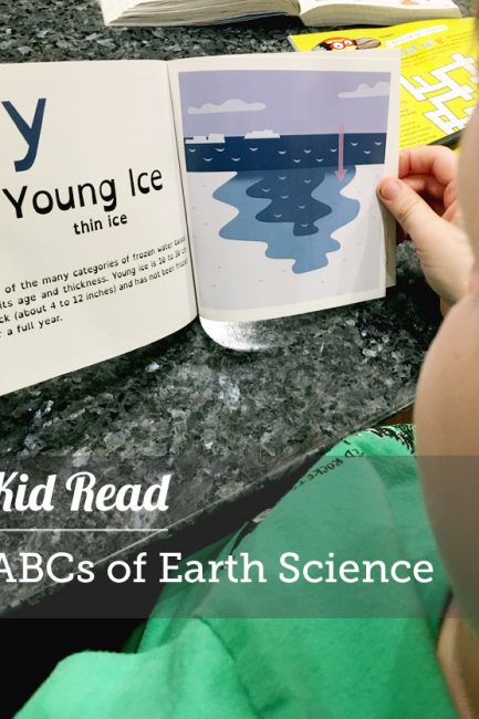 ABCs of Earth Science - Coolest ABC picture book ever! (There's also the ABCs of Biology, Chemistry, and Physics)