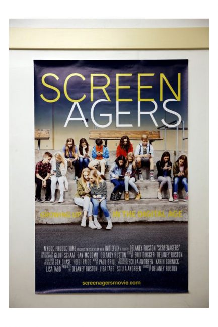 "Friday Find: ""Screenagers"" Documentary"