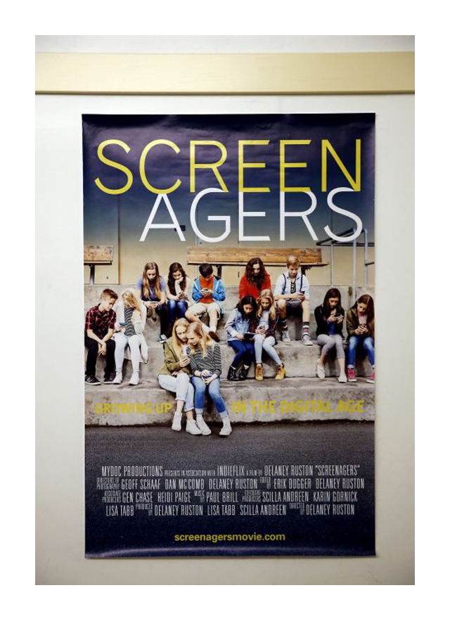How to Set Rules for Teenagers and Phones - This documentary looks so good! #Screenagers