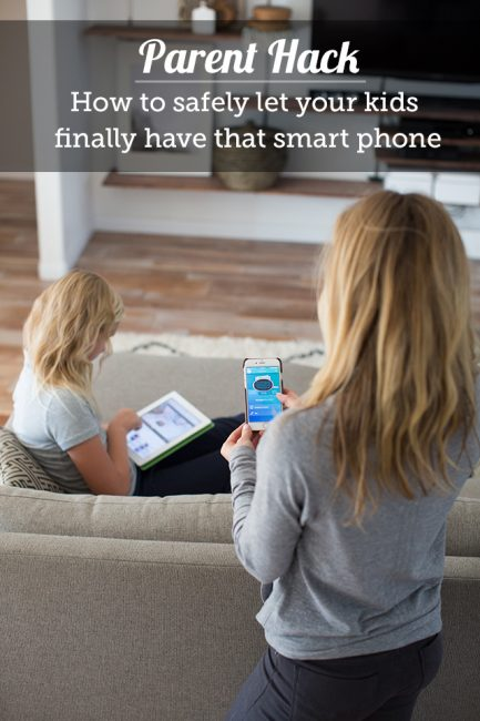 We LOVE this free OurPact app to monitor what apps our kids use on their smart phones, and even what hours the internet works! So cool.