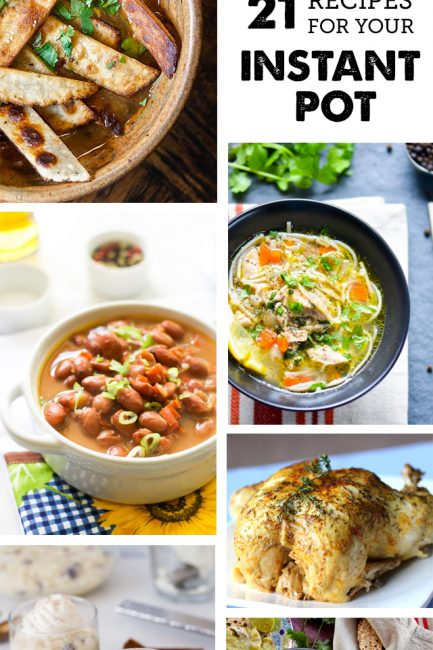 What is an Instant Pot? 30 Instant Pot Recipes to make dinner prep incredibly fast and easy!