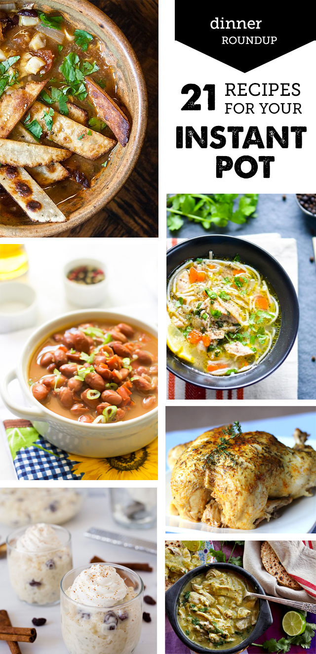 What is an instant pot and how can it save dinner time at your what is an instant pot 30 instant pot recipes to make dinner prep incredibly fast forumfinder Images
