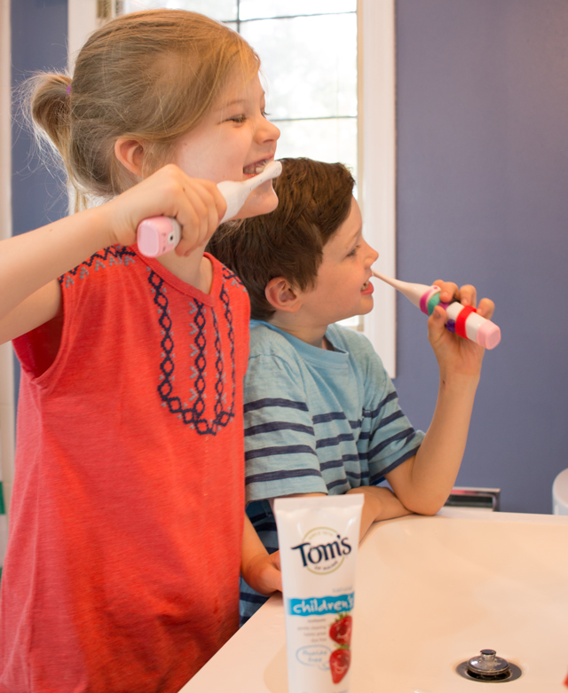 Toms of Maine Kids Toothpaste