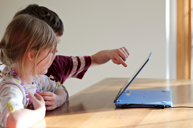 Looking for a budget-friendly laptop/tablet for your kids? This is our favorite!