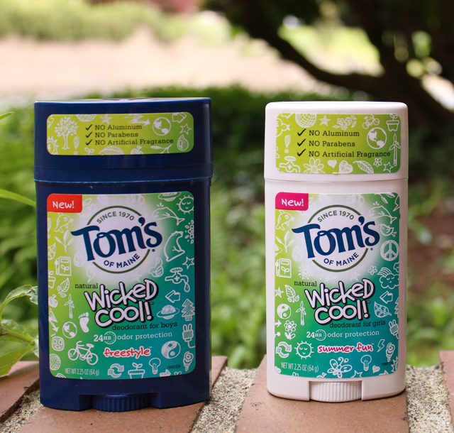 1 year to a nontoxic home tween deodorant oh my