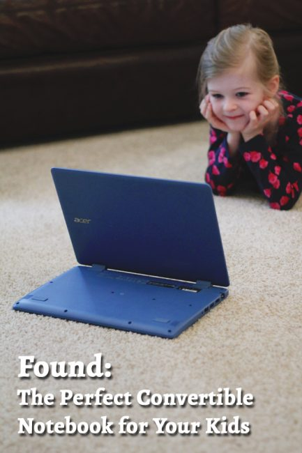 I Found the Perfect Laptop/Tablet for Kids and I'm Giving It Away!