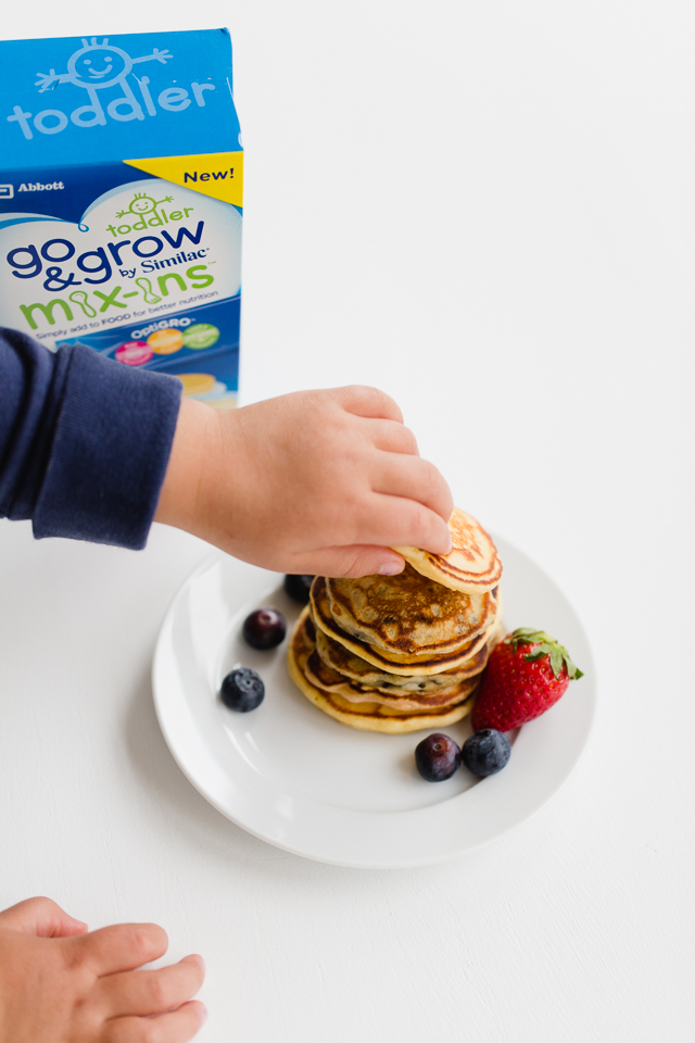 Looking to add a little extra nutrition to your toddler's meals? This is such an easy secret!