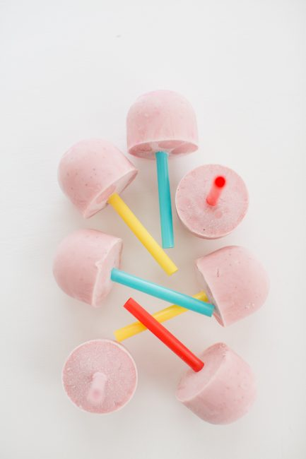 Summer Snacking: Yogurt Pops for Toddlers
