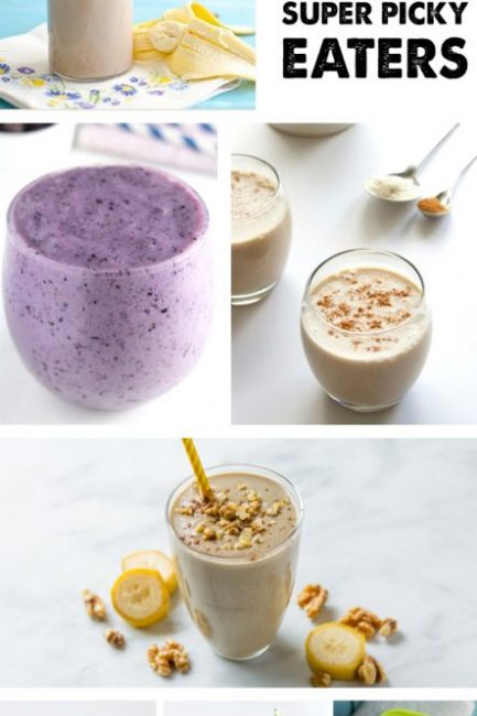 7 Smoothies to Help Your Picky Eater Get Enough Protein