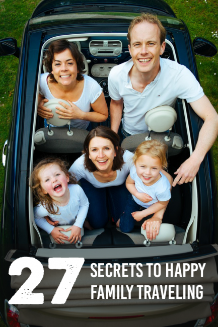 27 Must-Know Tips for Happy Family Travels