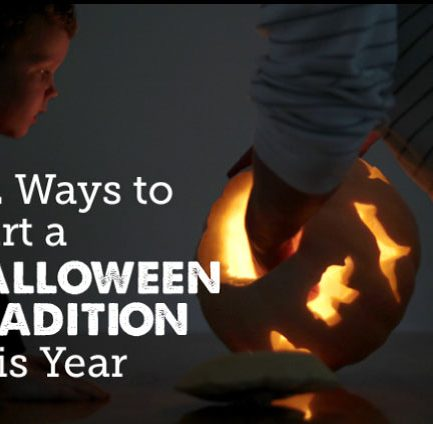 Do You Have a Halloween Ritual?